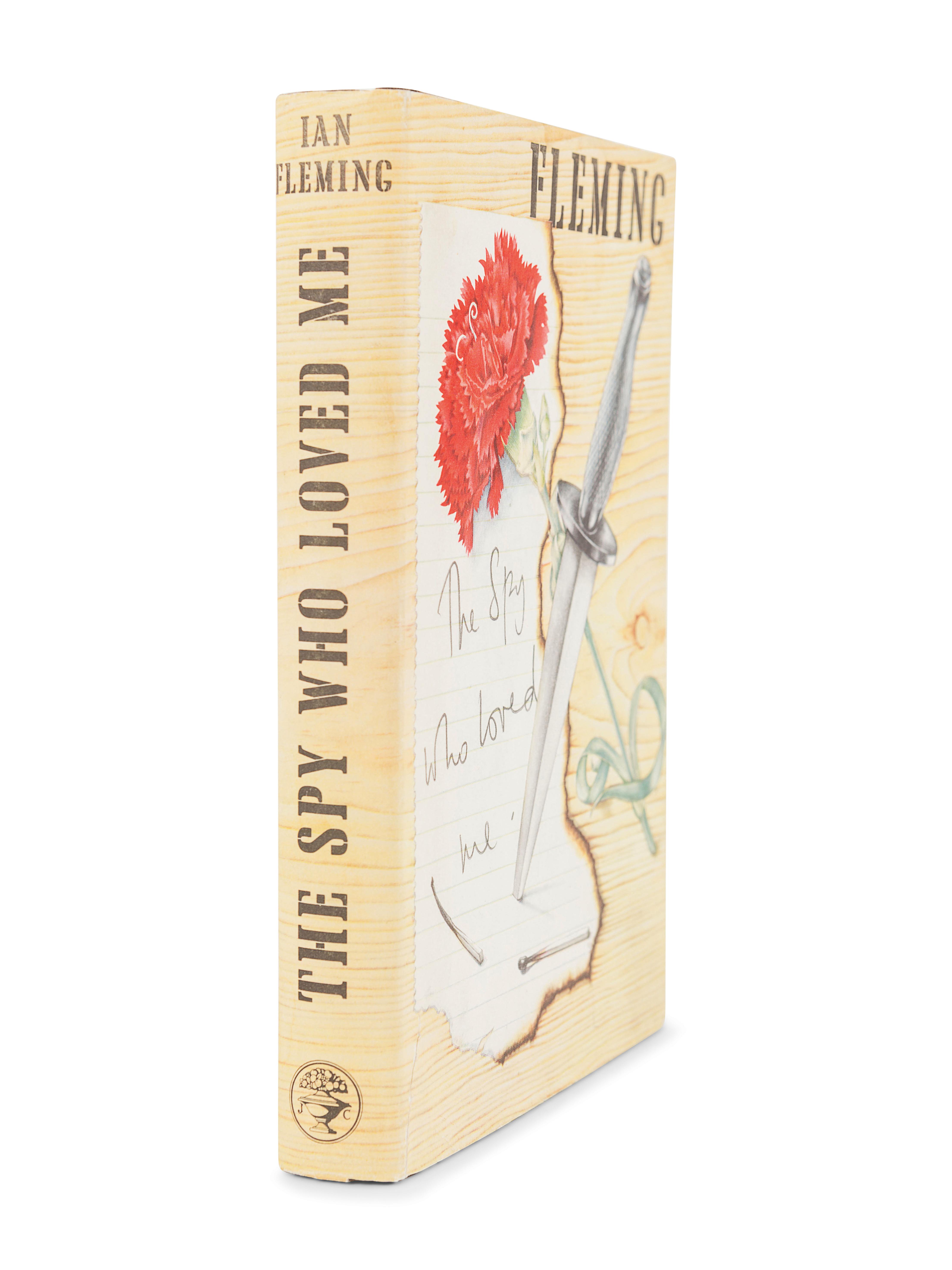 FLEMING, Ian (1908-1964). The Spy Who Loved Me. London: Jonathan Cape, 1962. - Image 2 of 3