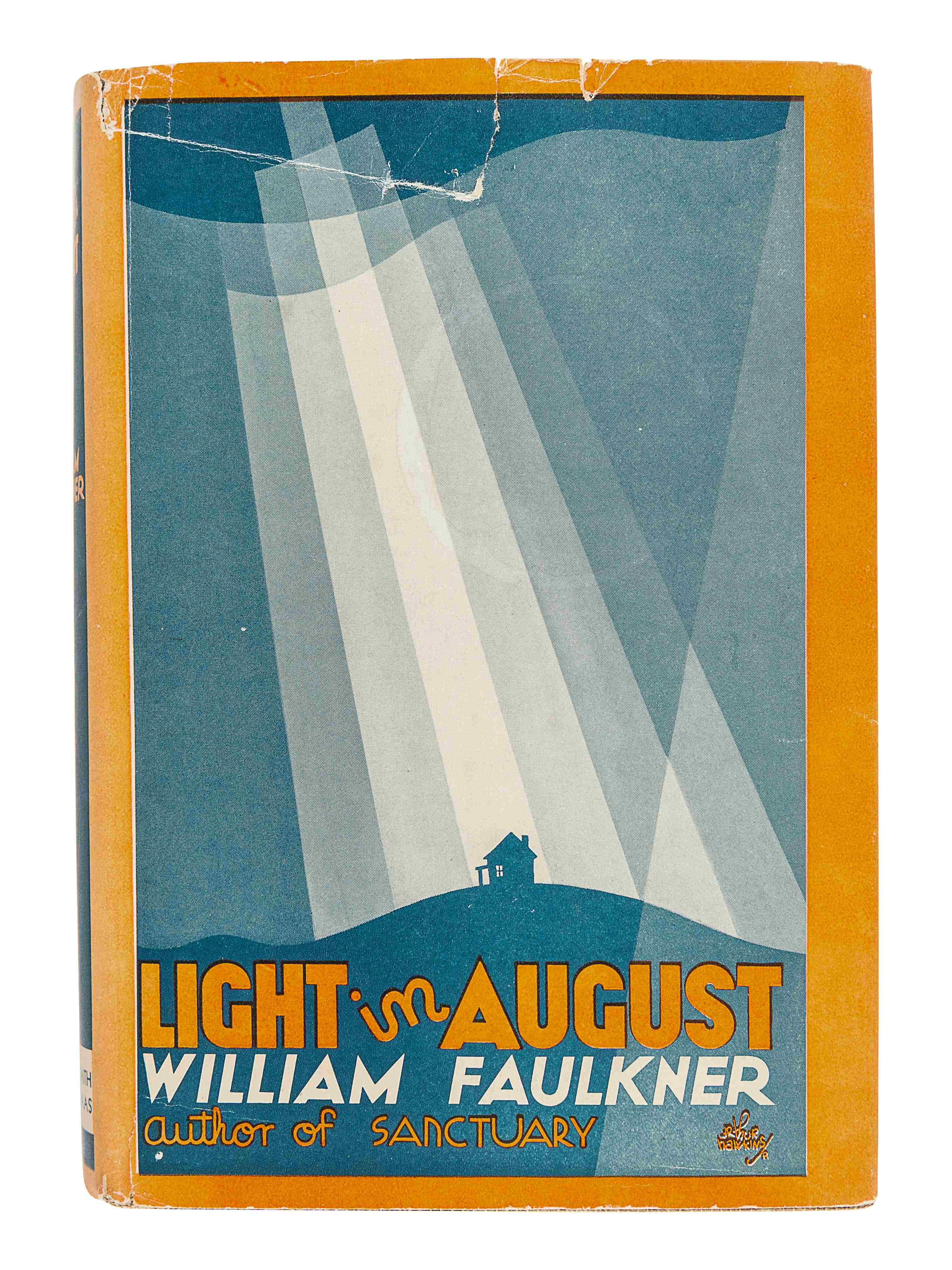 FAULKNER, William (1897-1962). Light in August. New York: Harrison Smith and Robert Haas, 1932.