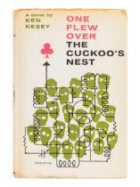 KESEY, Ken (1935-2001). One Flew Over the Cuckoo's Nest. London: Methuen & Co. Ltd., 1962.