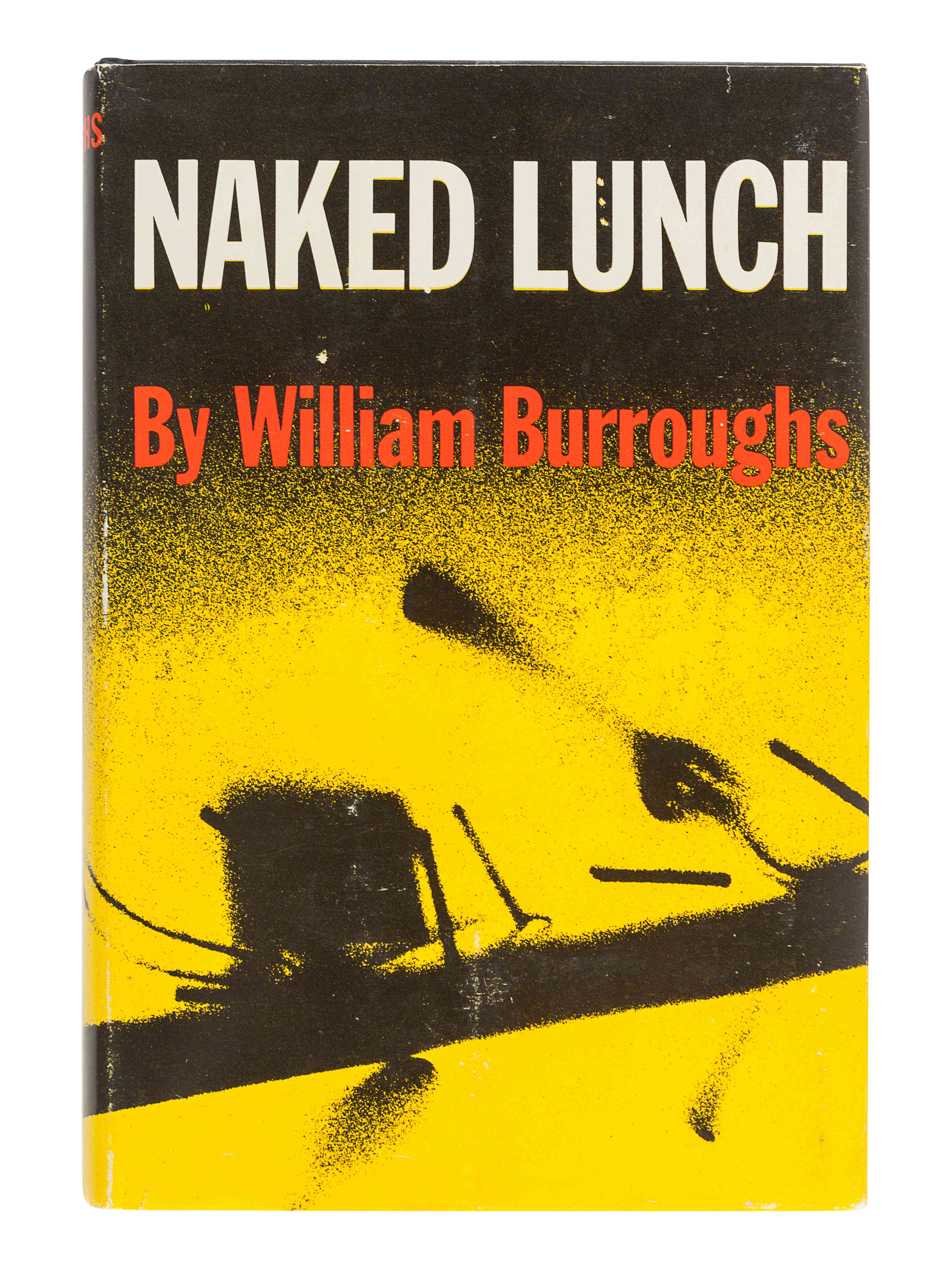 BURROUGHS, William S. (1914-1997). Naked Lunch. New York: Grove Press Inc., 1959 [but 1962]. - Image 2 of 2