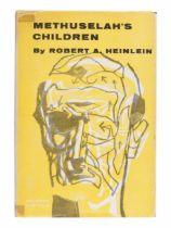 HEINLEIN, Robert (1907-1988). Methuselah's Children. Hicksville, NY: Gnome Press, [1958].