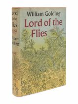 GOLDING, William (1911-1993). Lord of the Flies. London: Faber and Faber, 1954.