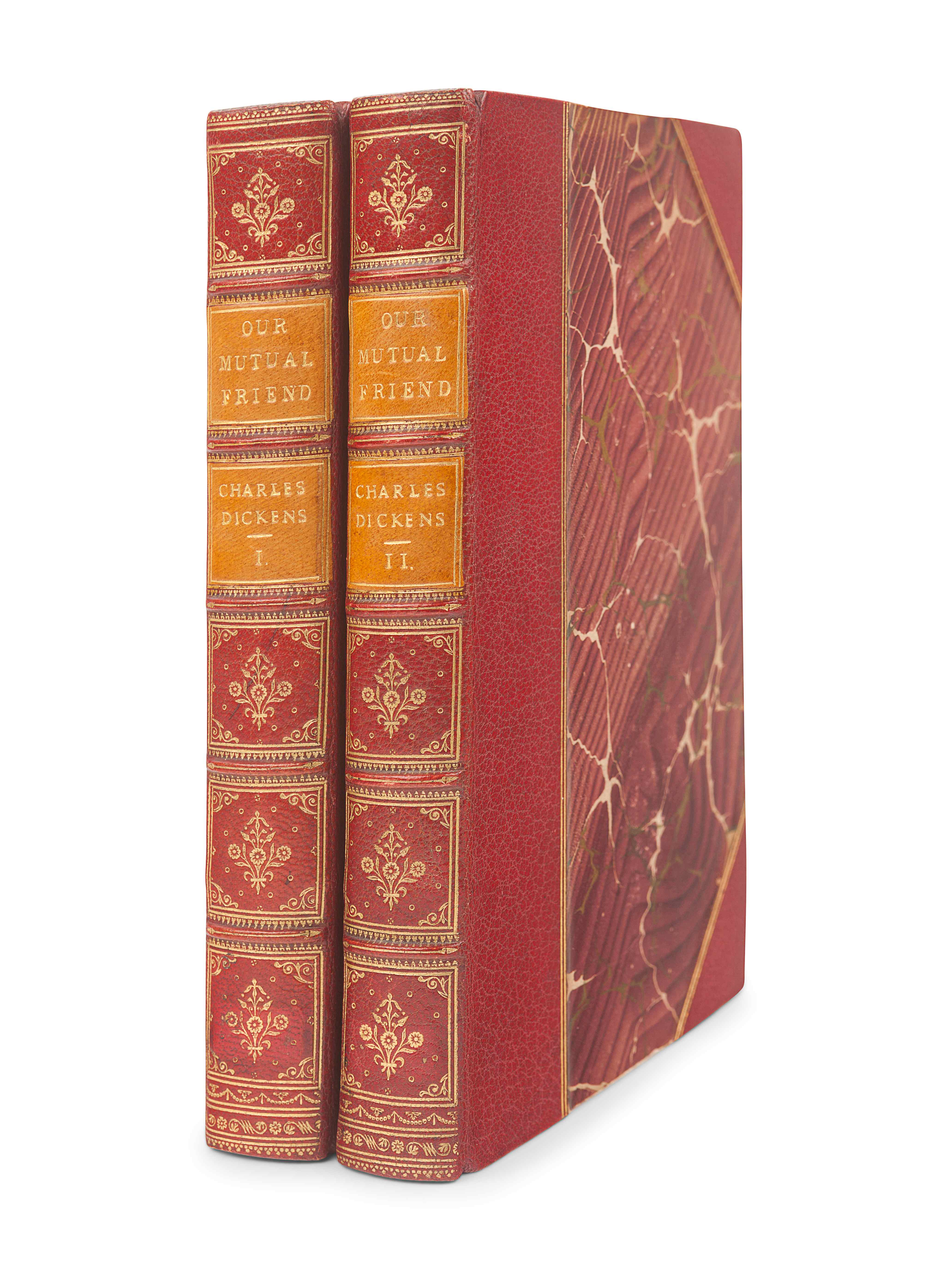 DICKENS, Charles (1812-1870). Our Mutual Friend. London: Chapman & Hall, 1865. - Image 2 of 3