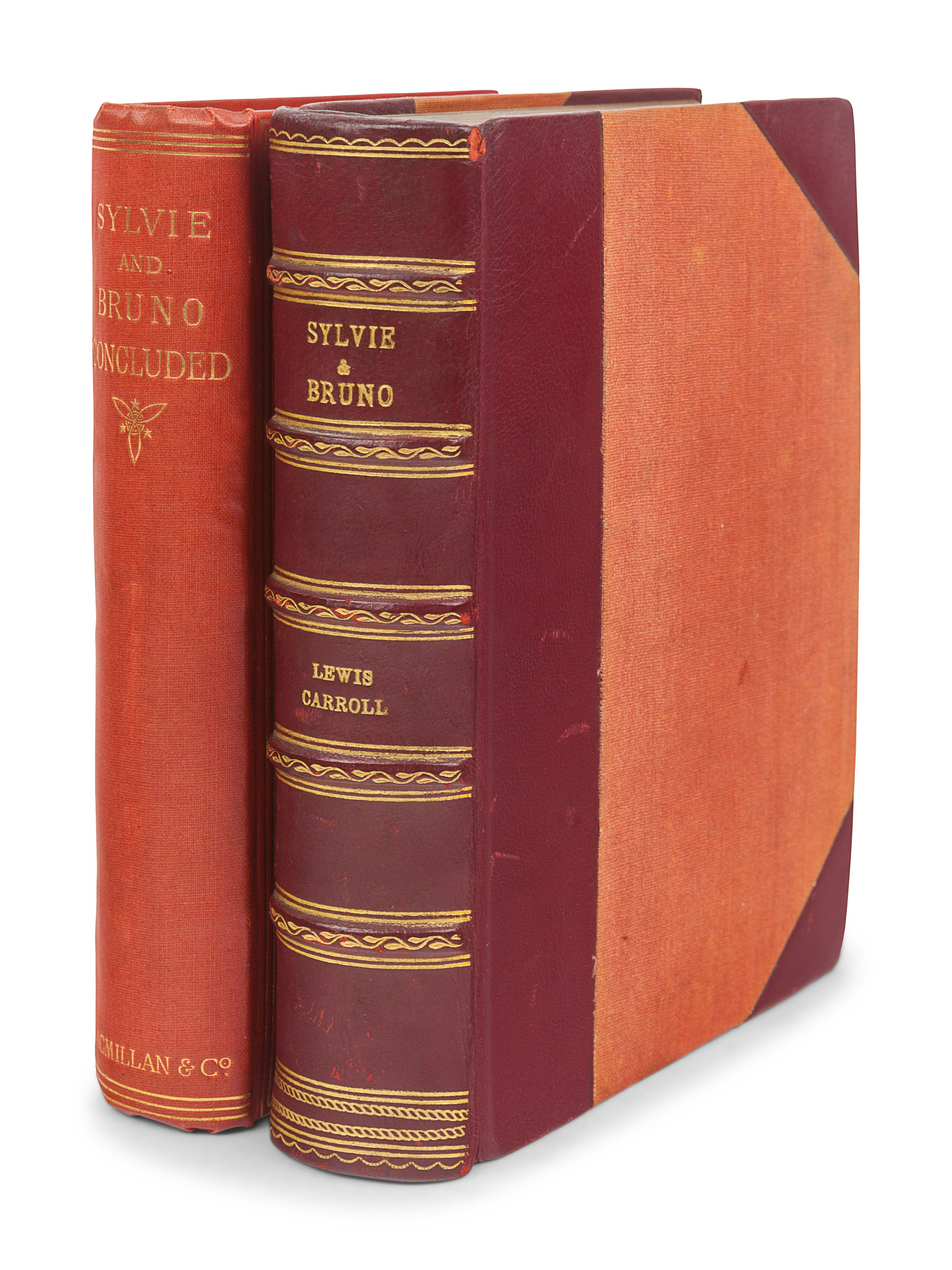 """DODGSON, Charles Lutwidge (""""Lewis Carroll"""") (1832-1898). Sylvie and Bruno. London: Macmillan and Co. - Image 3 of 3"""