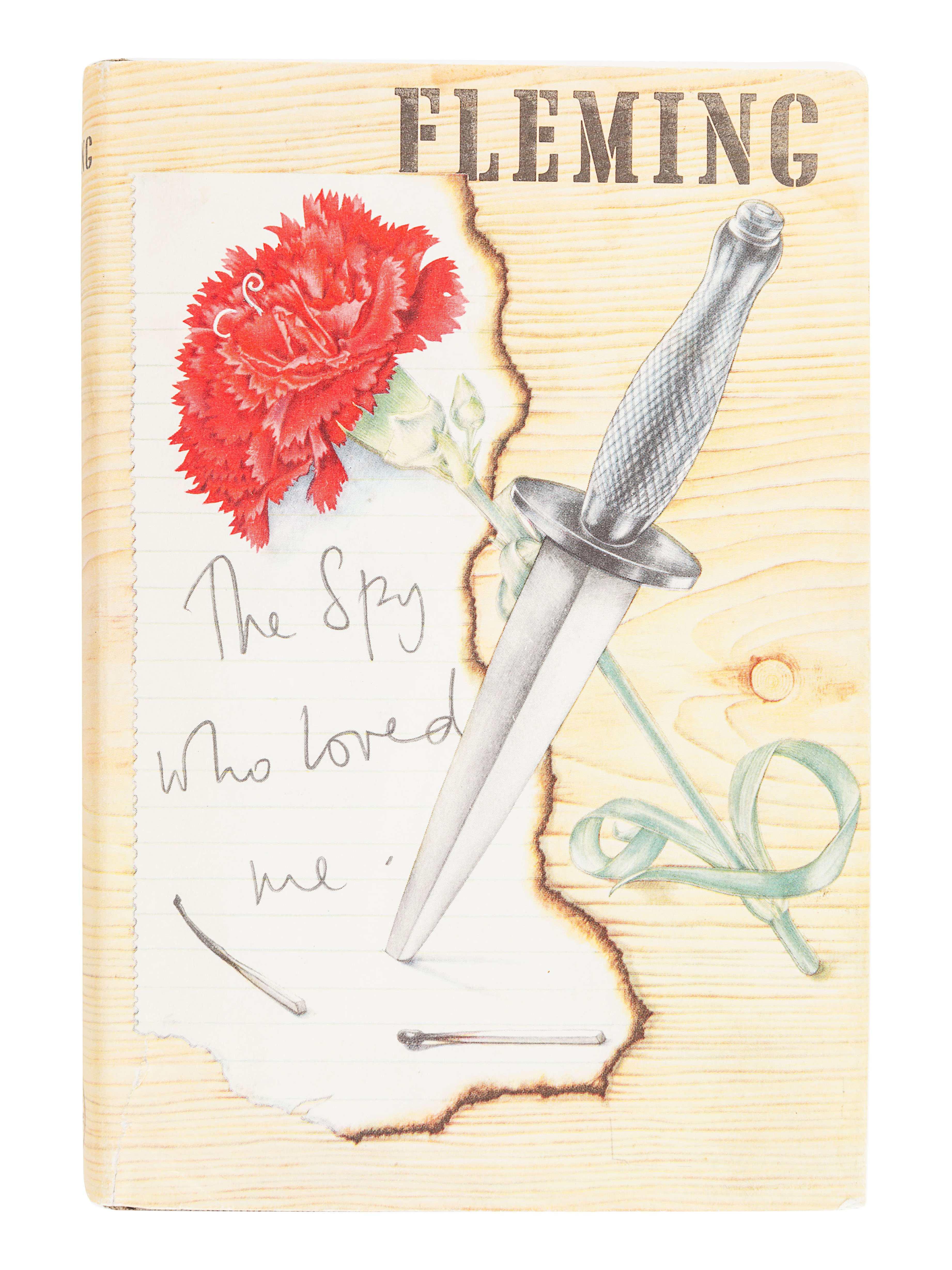 FLEMING, Ian (1908-1964). The Spy Who Loved Me. London: Jonathan Cape, 1962.