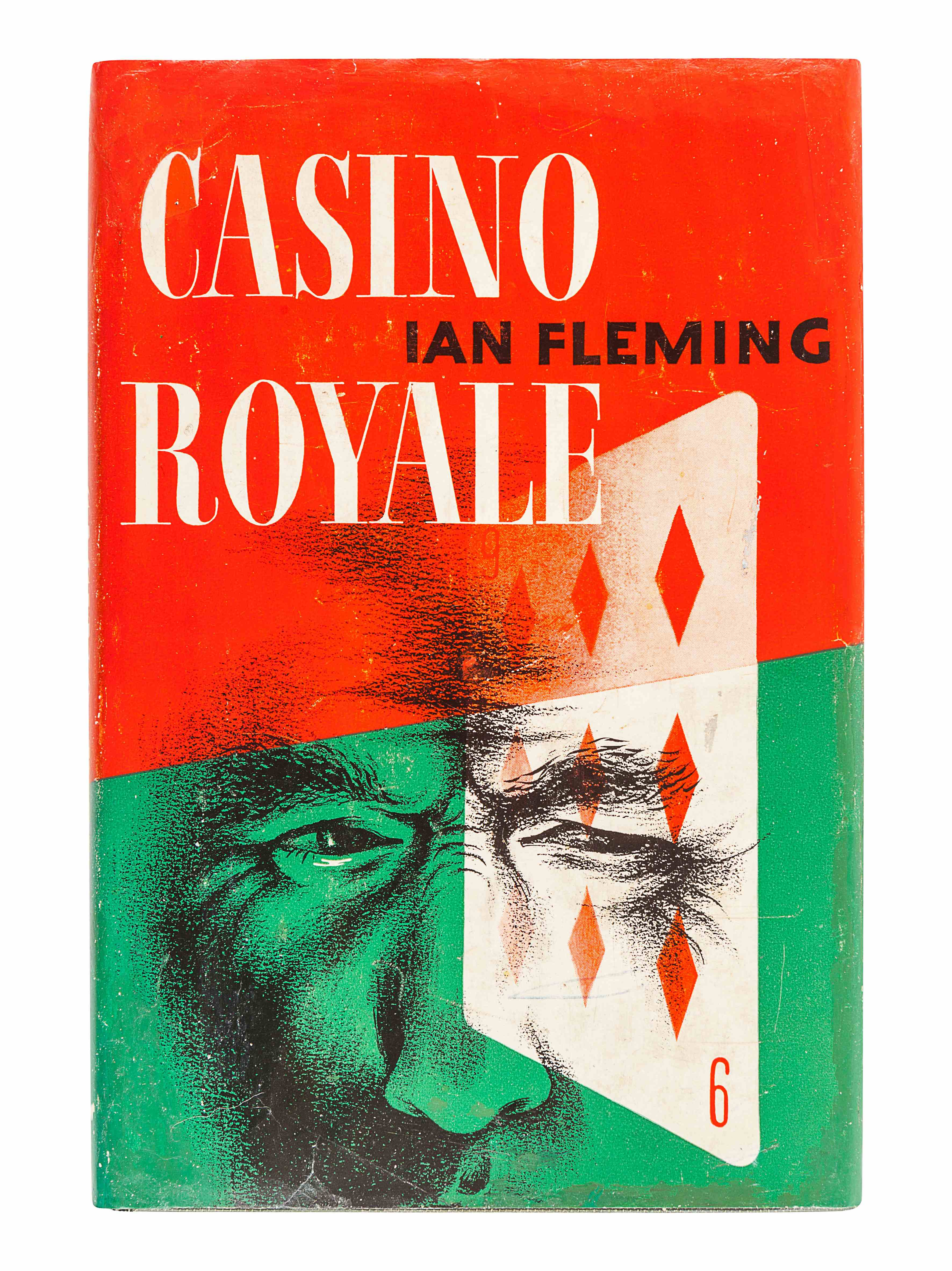 [FLEMING, Ian] -- [US EDITIONS AND PIRACIES]. A group of 5 works, comprising: - Image 2 of 14