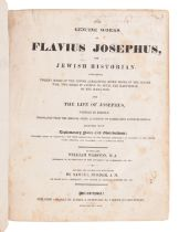 [BIBLES - HISTORY AND PHILOSOPHY]. A group of 3 works, comprising: