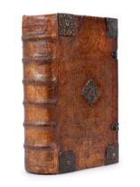 [BIBLE, in German]. Biblia das ist: Die gantze Heilige Schrifte, durch Martin Luther verteutscht...B