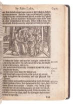 [BIBLE, in English]. The New Testament of our Sauiour Iesus Christe, faithfully translated out of th