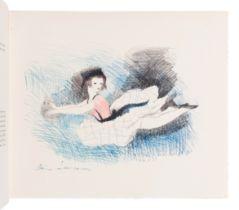 [BLACK SUN PRESS]. LAURENCIN, Marie (1883-1956), illustrator. DODGSON, Charles Lutwidge (1832-1898).