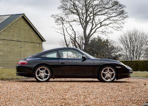 2003 Porsche 911 / 996 Targa