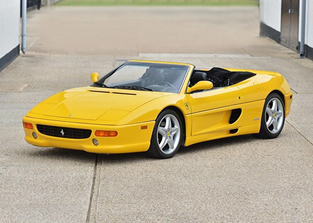 1996 Ferrari F355 Spider - Image 3 of 9