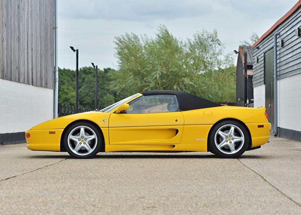 1996 Ferrari F355 Spider - Image 4 of 9