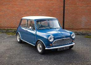 1966 Austin Mini Cooper Mk. I (998cc)