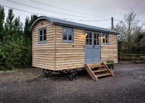 2021 Shepherds Hut