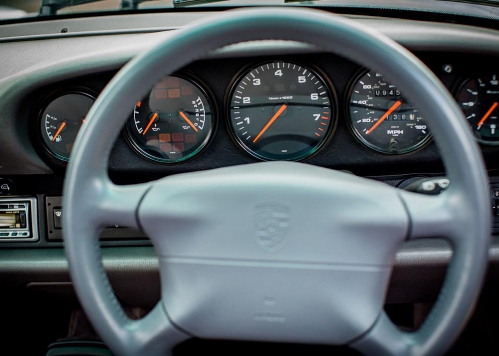 1995 Porsche 911 / 993 Carrera Convertible - Image 9 of 9