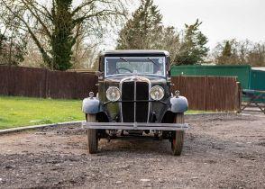 1931 Standard Nine