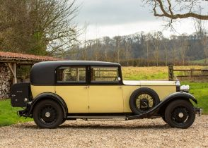 1932 Rolls-Royce 20/25 Saloon (with division) by Park Ward *WITHDRAWN*
