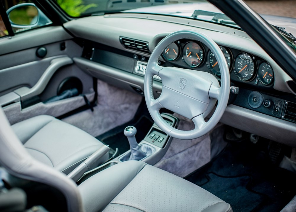 1995 Porsche 911 / 993 Carrera Convertible - Image 3 of 9