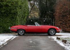 1973 Jaguar E-Type Series III Roadster