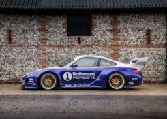2005 Porsche 911 /997 Carrera Rothmans Tribute