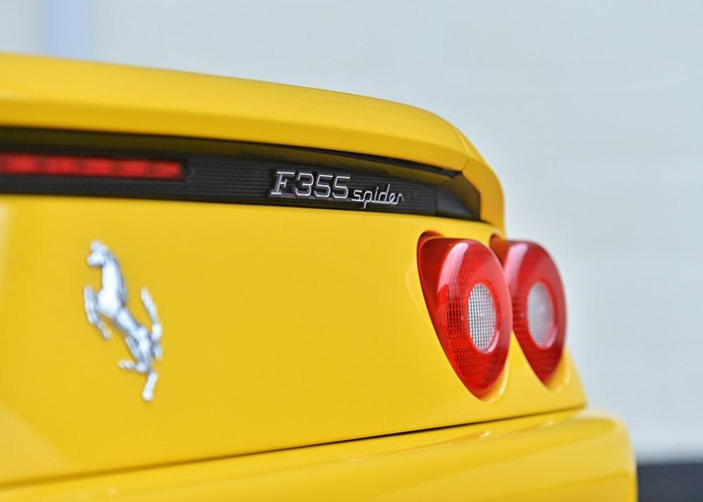 1996 Ferrari F355 Spider - Image 9 of 9