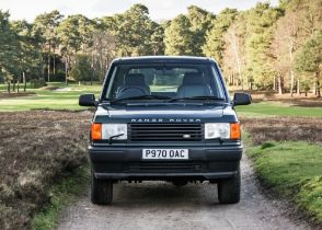 1997 Range Rover SE (4.0 litre)