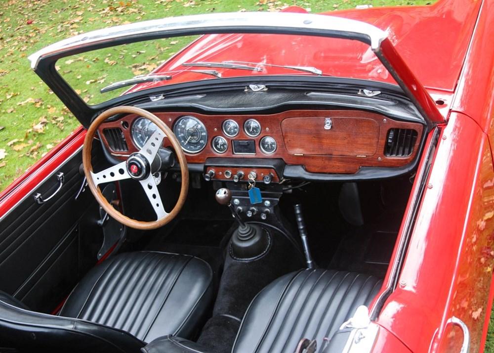 1961 Triumph TR4 - Image 4 of 7