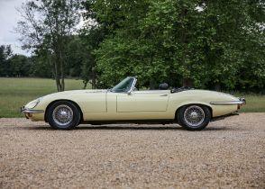 1972 Jaguar E-Type Series III Roadster