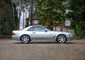 1995 Mercedes-Benz SL500 Mille Miglia