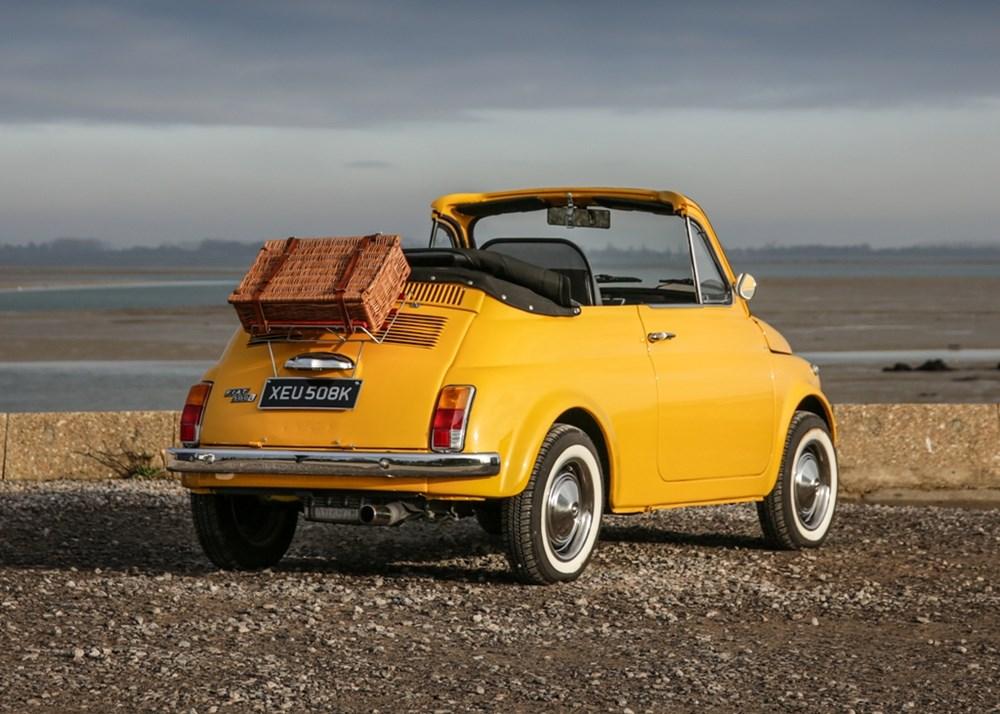 1972 Fiat 500 Cabriolet - Image 2 of 8