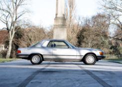 1973 Mercedes-Benz 450 SLC (Ex-Peter Sellers)