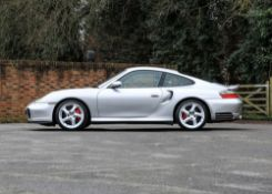 2003 Porsche 911 / 996 Turbo