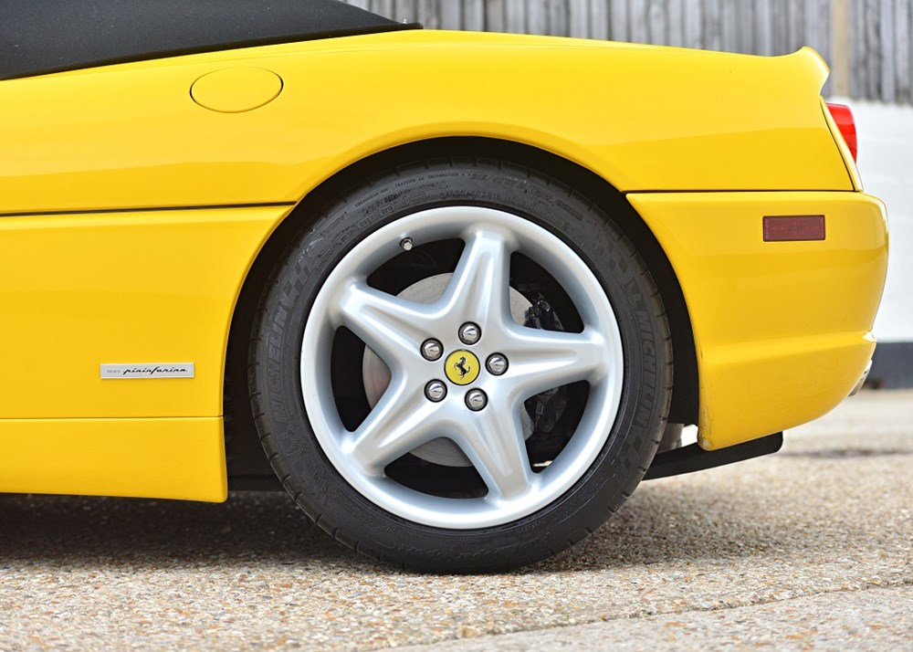 1996 Ferrari F355 Spider - Image 8 of 9