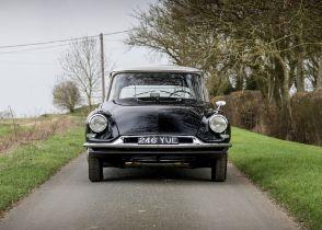 1958 Citroën DS 19