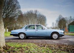 1988 Jaguar Sovereign V12 Series III