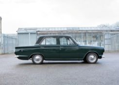 1963 Ford Cortina Mk. I 1500 GT