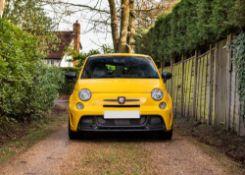 2016 Fiat 500 695 Biposto Record