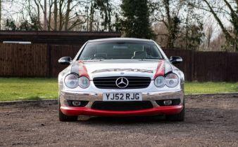 2002 Mercedes-Benz SL55 AMG Kompressor