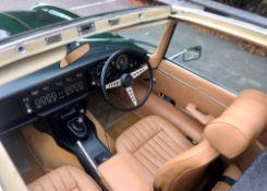 1971 Jaguar E-Type Series III 2+2 Coupé