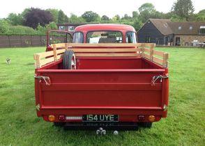 1961 Bedford J.O. Pick-Up