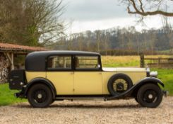 1932 Rolls-Royce 20/25 Saloon (with division) by Park Ward