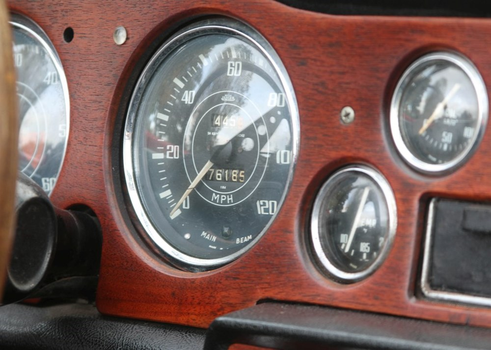 1961 Triumph TR4 - Image 5 of 7