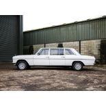 1974 Mercedes-Benz 230 Limousine
