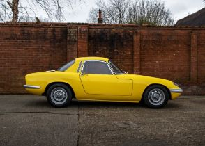 1967 Lotus Elan S3 Fixedhead Coupé