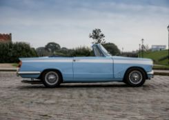 1963 Triumph Vitesse Convertible