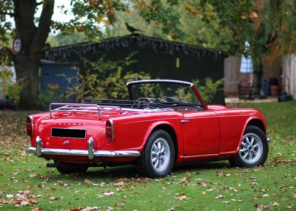 1961 Triumph TR4 - Image 2 of 7