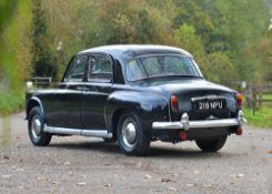 1959 Rover P4 75 Mk. II