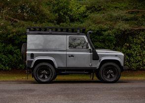 2011 Land Rover Defender 90 Hardtop