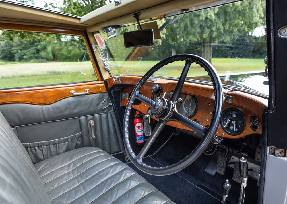 1933 Rolls-Royce 20/25 Saloon by Lancefield - Image 6 of 9